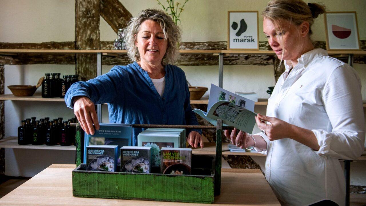 Invitation: Fødevarehus slår dørene op i Tønder