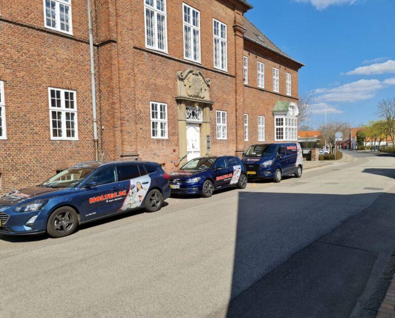 Ingeniørhus udvider med ny afdeling i Tønder