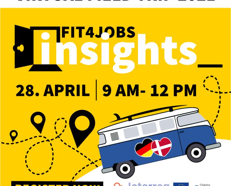 Fit4Jobs Insights – Virtuel Field Trip 2021