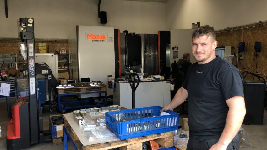 Lokal virksomhed opnået LAG-støtte til udvikling af forretningen