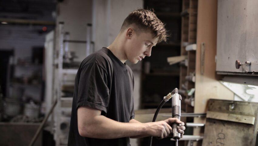 Tønders unge søger erhvervsuddannelser mere end resten af landet