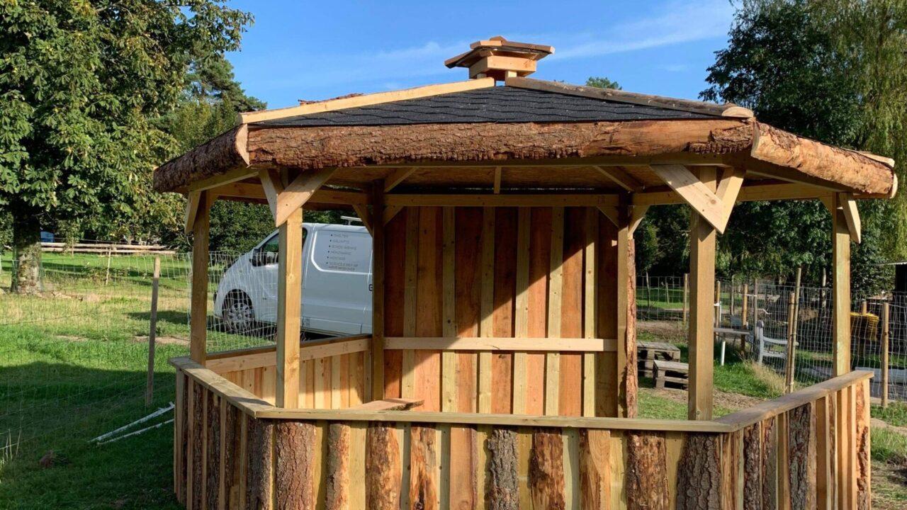 Gammelgaard multiservice har ordrebogen fyldt til udendørsaktiviteter i træ og natur