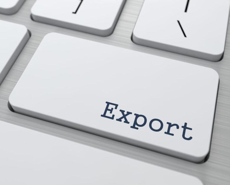 Kom i gang med eksport