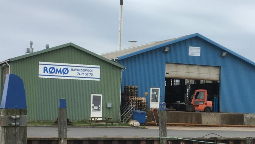 Rømø Havneservice – En driftig og alsidig virksomhed i vækst